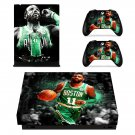 Kyrie Irving decal skin sticker for Xbox One X console and controllers