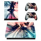 Sexy wallpaper decal skin sticker for Xbox One X console and controllers