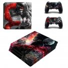 Tokyo Ghoul decal skin sticker for PS4 Pro console and controllers
