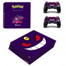 Pokemon Go decal skin sticker for PS4 Pro console and controllers