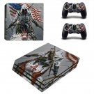 Assassin's creed decal skin sticker for PS4 Pro console and controllers