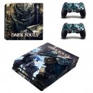 Dark Souls decal skin sticker for PS4 Pro console and controllers