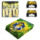 Neymar decal skin sticker for PS4 Pro console and controllers