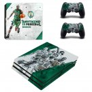 Kevin Garnett decal skin sticker for PS4 Pro console and controllers