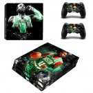 Kyrie Irving decal skin sticker for PS4 Pro console and controllers