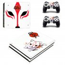 Okami Celestia decal skin sticker for PS4 Pro console and controllers