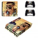 Grand Theft Auto 5 decal skin sticker for PS4 Pro console and controllers