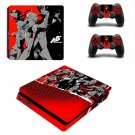 Persona 5 decal skin sticker for PS4 Slim console and controllers