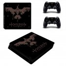 Horizon Zero Dawn decal skin sticker for PS4 Slim console and controllers