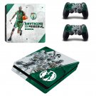 Kevin Garnett decal skin sticker for PS4 Slim console and controllers