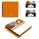 Star Wars BB8 decal skin sticker for PS4 Slim console and controllers