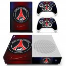 Paris Saint German decal skin sticker for Xbox One S console and controllers