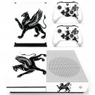 Free Vector Griffin decal skin sticker for Xbox One S console and controllers