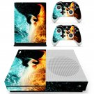 Your Soaring Phoenix decal skin sticker for Xbox One S console and controllers