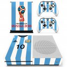 2018 FIFA World Cup AFA decal skin sticker for Xbox One S console and controllers