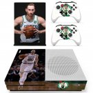 Gordon Hayward decal skin sticker for Xbox One S console and controllers