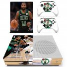 Kyrie Irving decal skin sticker for Xbox One S console and controllers