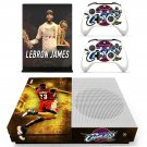 Lebron James decal skin sticker for Xbox One S console and controllers