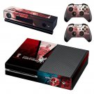 Philippe Coutinho Liverpool decal skin sticker for Xbox One console and controllers