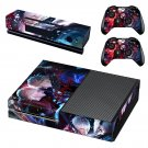 Devil May Cry decal skin sticker for Xbox One console and controllers