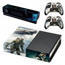 Halo Infinite decal skin sticker for Xbox One console and controllers