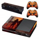 Wolfenstein youngblood decal skin sticker for Xbox One console and controllers