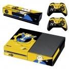 Fallout 76 decal skin sticker for Xbox One console and controllers