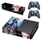 Devil May Cry 5 decal skin sticker for Xbox One console and controllers