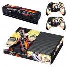 Naruto to Boruto Shinobi Striker decal skin sticker for Xbox One console and controllers