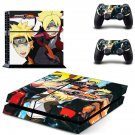 Naruto to Boruto Shinobi Striker decal skin sticker for PS4 console and controllers
