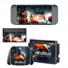 Battlefield 5 world war decal skin sticker for Nintendo Switch console and controllers