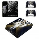 Stephen Curry decal skin sticker for PS4 Pro console and controllers