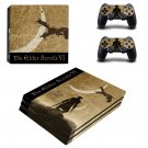 The Elder Scrolls 6 decal skin sticker for PS4 Pro console and controllers