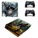 The Elder Scrolls 6 decal skin sticker for PS4 Slim console and controllers