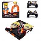Naruto to Boruto Shinobi Striker decal skin sticker for PS4 Slim console and controllers