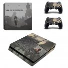Sea of Solitude decal skin sticker for PS4 Slim console and controllers