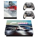 Forza Horizon 4 decal skin sticker for Xbox One X console and controllers
