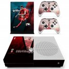 Philippe Coutinho Liverpool decal skin sticker for Xbox One S console and controllers