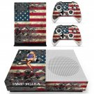 American Girl decal skin sticker for Xbox One S console and controllers