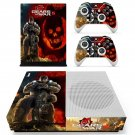 Gears of War 5 decal skin sticker for Xbox One S console and controllers