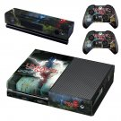 Unravel Two decal skin sticker for Xbox One console and controllers