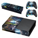 Cyberpunk 2077 decal skin sticker for Xbox One console and controllers
