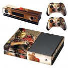 Assassin's Creed Odyssey decal skin sticker for Xbox One console and controllers