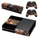 Sekiro Shadows Die Twice decal skin sticker for Xbox One console and controllers