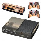 Sea of Solitude decal skin sticker for Xbox One console and controllers