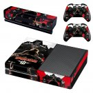Wolfenstein decal skin sticker for Xbox One console and controllers