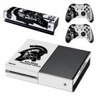 Kojima Productions decal skin sticker for Xbox One console and controllers