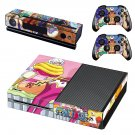 One Piece decal skin sticker for Xbox One console and controllers