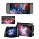 Galaxy Wallpaper decal skin sticker for Nintendo Switch console and controllers