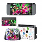 Splatoon 6 decal skin sticker for Nintendo Switch console and controllers